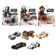 Hot Wheel Star Wars Character Car Mix 3 Vehicle Case
