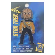 Star Trek Worf Pin