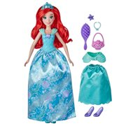 Disney Princess Style Surprise Ariel Fashion Doll