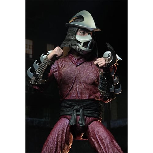 Teenage Mutant Ninja Turtles 1990 Movie Shredder 1:4 Scale Action Figure