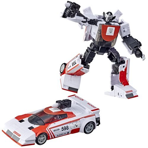 Transformers Generations Selects Deluxe Exhaust