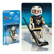 Playmobil 9028 NHL Pittsburgh Penguins Goalie Action Figure