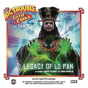 Big Trouble in Little China Game Legacy of Lo Pan Expansion