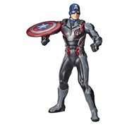 Avengers: Endgame Shield Blast Captain America 13-Inch Action Figure