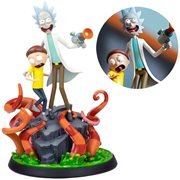 Rick and Morty 12-Inch Statue