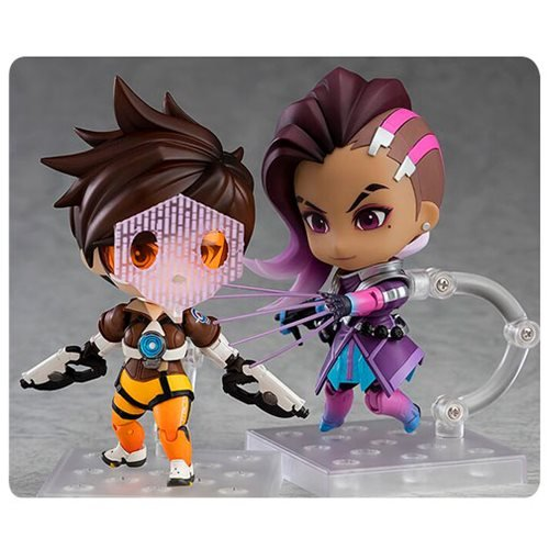 Overwatch Sombra Classic Skin Edition Nendoroid Action Figure