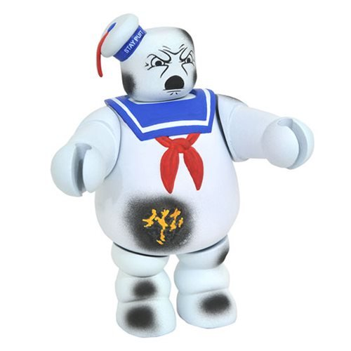 Ghostbusters Battle Damaged Stay Puft Vinimate - SDCC 2017 Exclusive