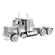 Freightliner Metal Earth Long Nose Truck Model Kit