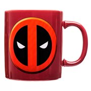 Deadpool Icon Red Mug