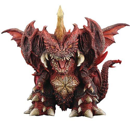 Godzilla x Destroyah DeFo Real Destroyah Soft Vinyl Statue