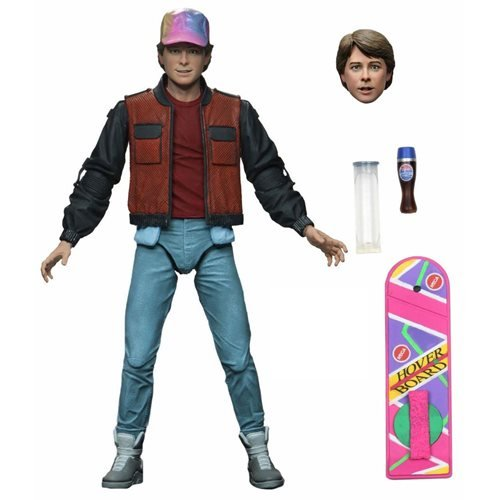 Back to the Future 2 Ultimate Marty McFly 7-Inch Scale Action Figure
