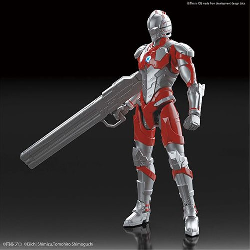 Ultraman Ultraman B Type Figure-Rise Standard 1:12 Model Kit