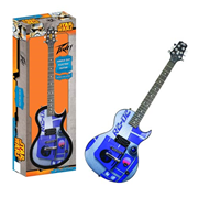 Star Wars R2-D2 Single-Cut Guitar, Not Mint