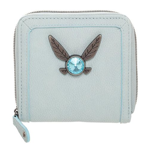 Legend of Zelda Navi Bifold Wallet - Entertainment Earth 912fb7f003281