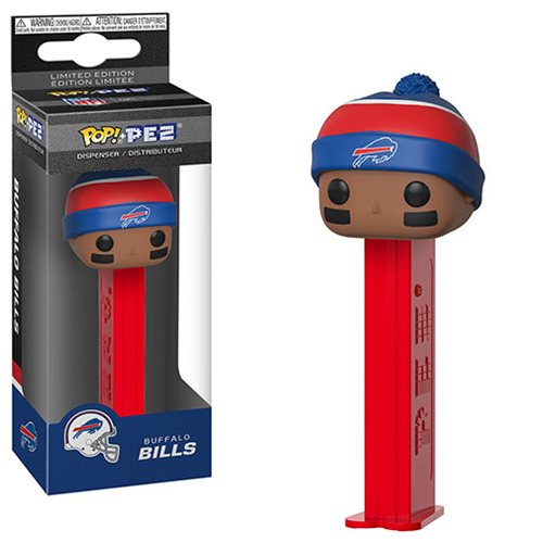 NFL Bills Beanie Pop! Pez