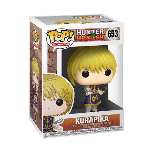 Hunter x Hunter Kurapika Pop! Vinyl Figure