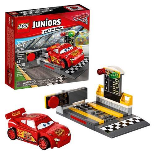 LEGO Juniors Cars 3 10730 Lightning McQueen Speed Launcher