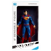 Justice League Superman 8-Inch Bendable Action Figure