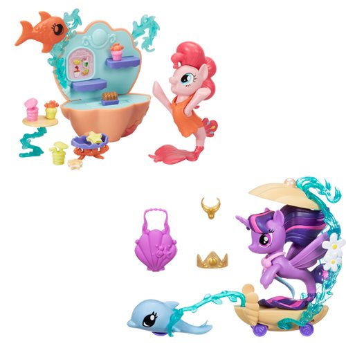 My Little Pony: The Movie Undersea Scene Pack Wave 2 Set