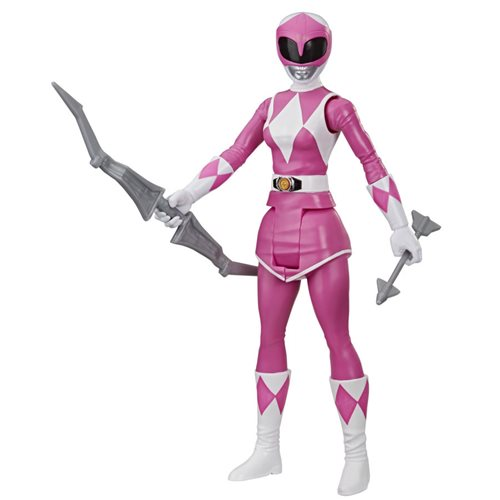 Mighty Morphin Power Rangers Pink Ranger 12-inch Action Figure