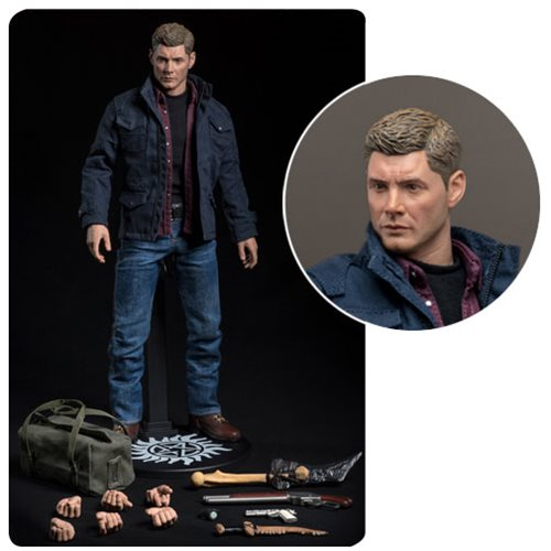 Supernatural Dean Winchester 1:6 Scale Action Figure