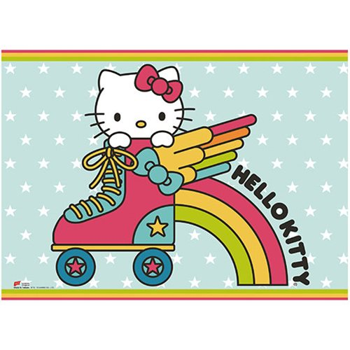 Hello Kitty Sweet Kitty Wall Scroll