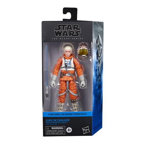 Star Wars The Black Series Luke Skywalker (Snowspeeder) 6-Inch Action Figure