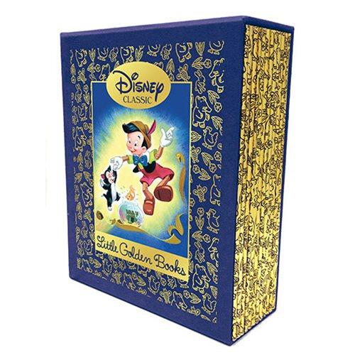 Disney Classic 12 Beloved Little Golden Books Boxed Set