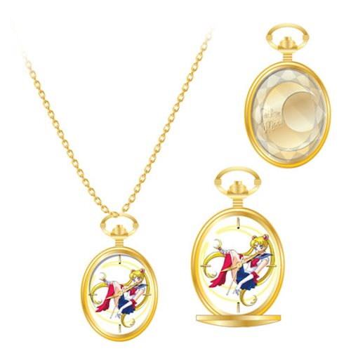 Sailor Moon Reverse Crystal Pendant Watch