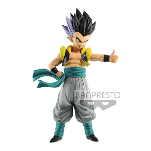 Dragon Ball Z Gotenks Grandista Resolution of Soldiers Statue