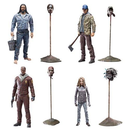 Walking Dead Comic Series Lydia Action Figure Series 5 McFarlane Toys