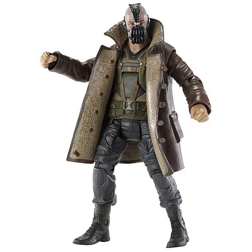 Batman Dark Knight Rises Movie Masters Bane Action Figure