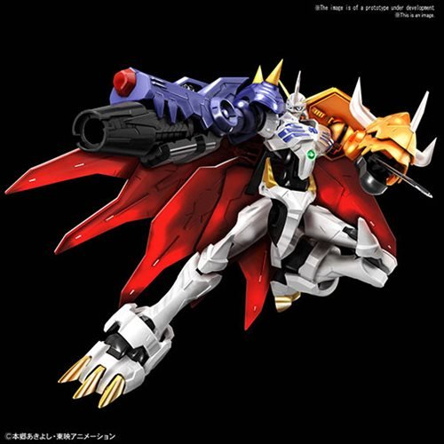 Digimon Omegamon Amplified Figure-rise Standard Model Kit