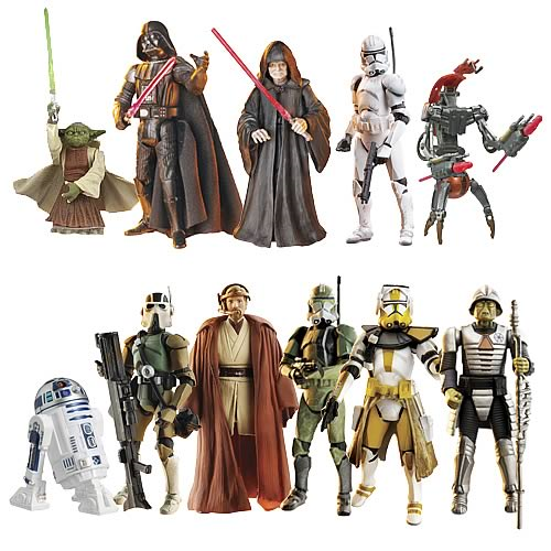 Star Wars Episode III Collection 1, Wave 7, Rev. 2