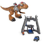 Jurassic World: Fallen Kingdom Imaginext Jurassic Rex Figure