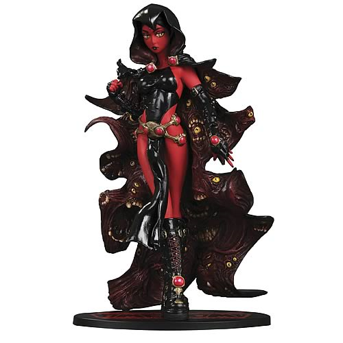 Ame Comi Raven Demon Daughter Variant Statue