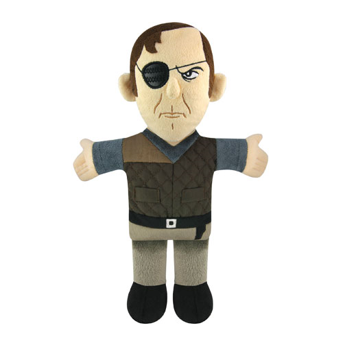 The Walking Dead Governor Plush Dog Chew Toy