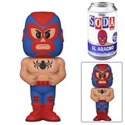 Marvel Luchadores Spider-Man Vinyl Soda Figure
