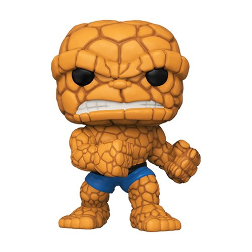 Fantastic Four The Thing Pop! Vinyl Figure