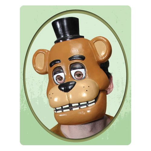 Five Nights at Freddy's Freddy Mask