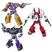 Transformers Generations Siege Deluxe Wave 4 Set