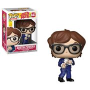 Austin Powers Pop! Vinyl Figure #643, Not Mint