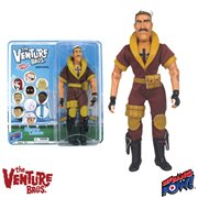 The Venture Bros. Shore Leave 8-Inch Action Figure