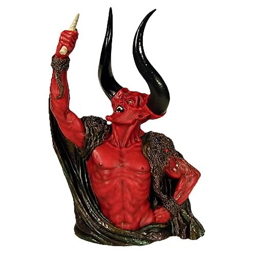 Legend Darkness 6-Inch Mini Bust