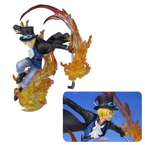 One Piece Sabo Fire Fist FiguartsZERO Statue