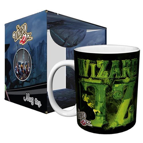 Wizard of Oz Witch Logo 11 oz. Mug