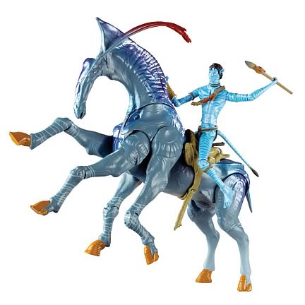 Avatar Direhorse Creature Action Figure