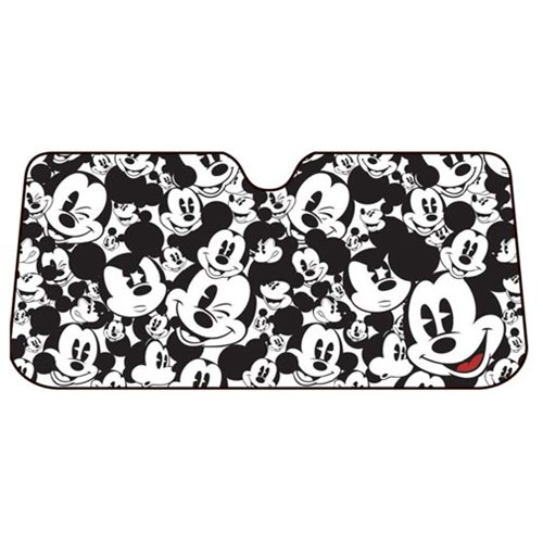 Mickey Mouse Expressions Accordion Bubble Sunshade