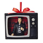 Elvis Presley Jailhouse Rock TV 4-Inch Ornament
