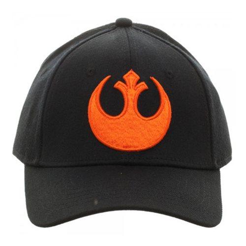 919c83d291bbe Star Wars Rebel Flex Hat - Entertainment Earth